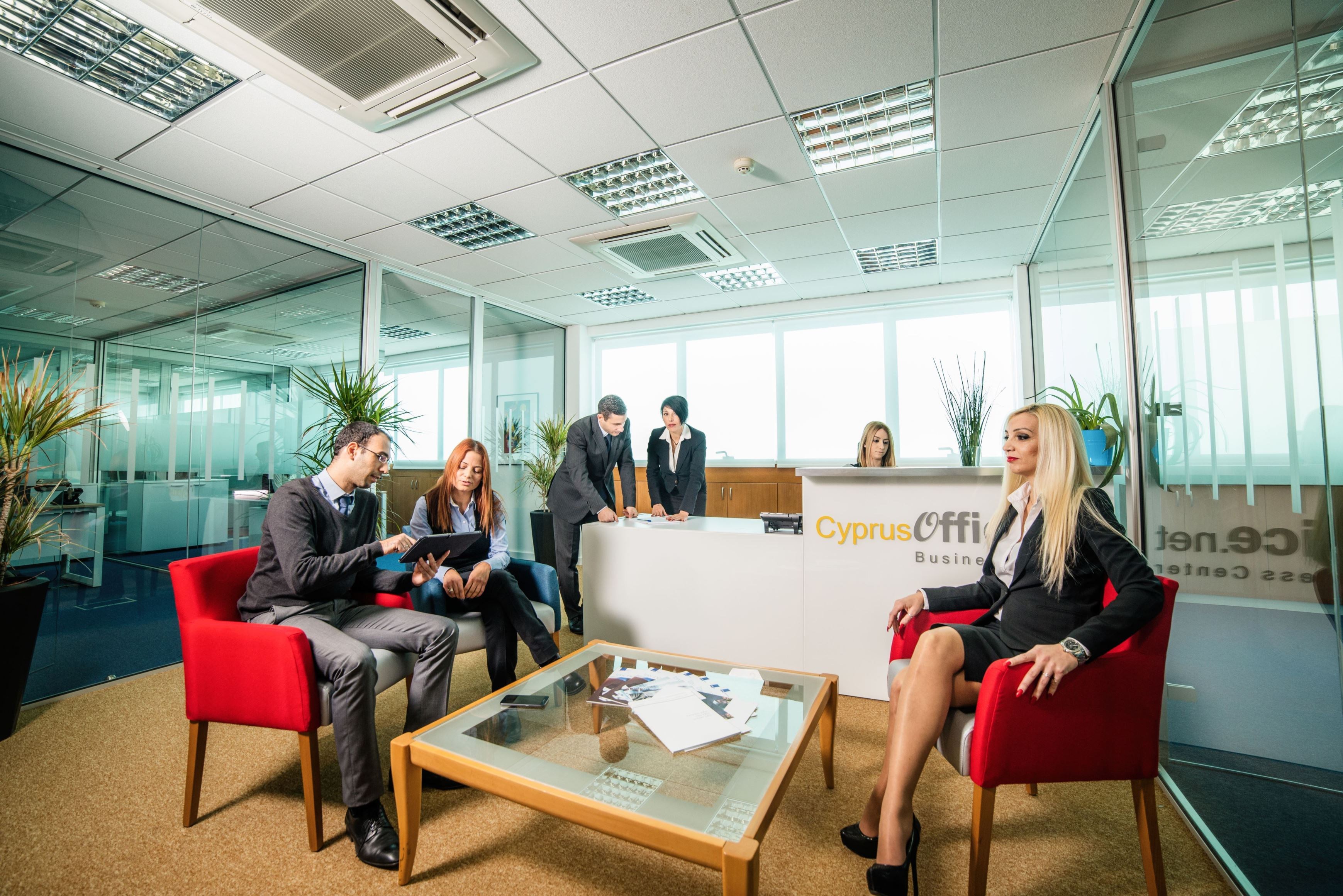 Cyprus Office serviced Office staff and management has vast experience Cyprus Office serviced Office staff and management has vast experience in providing office space and other similar type of services to business people.